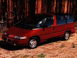 Images of Pontiac Trans Sport 1989–94