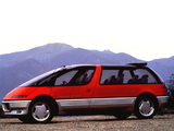 Photos of Pontiac Trans Sport Concept 1986