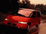 Pictures of Pontiac Trans Sport GT EU-spec 1989–94