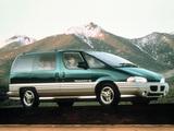 Pictures of Pontiac Trans Sport SE 1994–96
