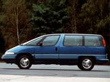 Pontiac Trans Sport GT EU-spec 1989–94 photos
