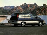 Pontiac Trans Sport 1989–94 photos