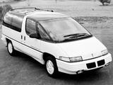 Pontiac Trans Sport 1989–94 images