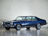 Pontiac Ventura Custom GTO Coupe 1974 pictures