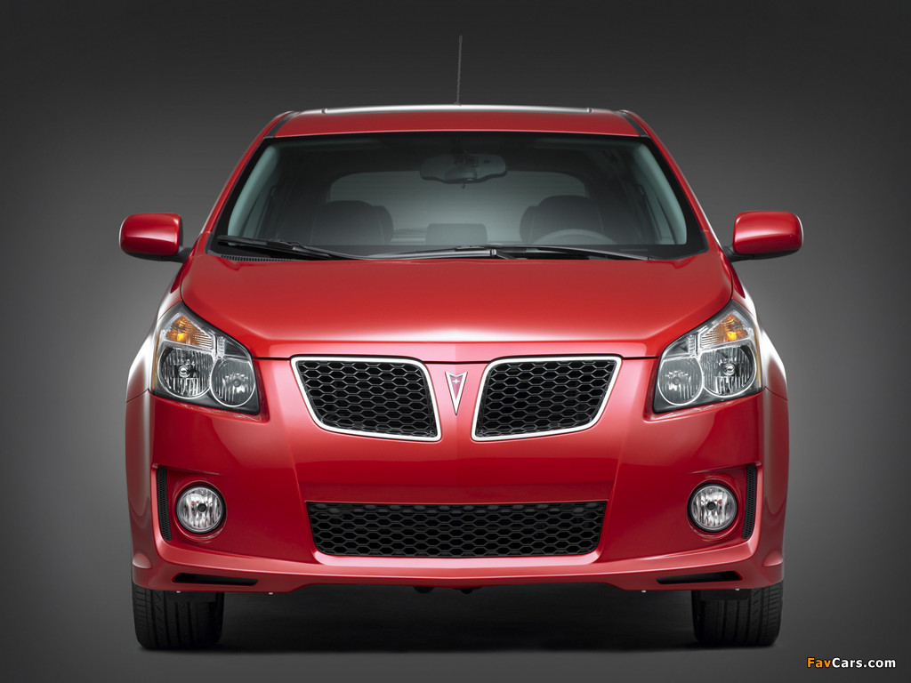 Images of Pontiac Vibe GT 2008–09 (1024 x 768)