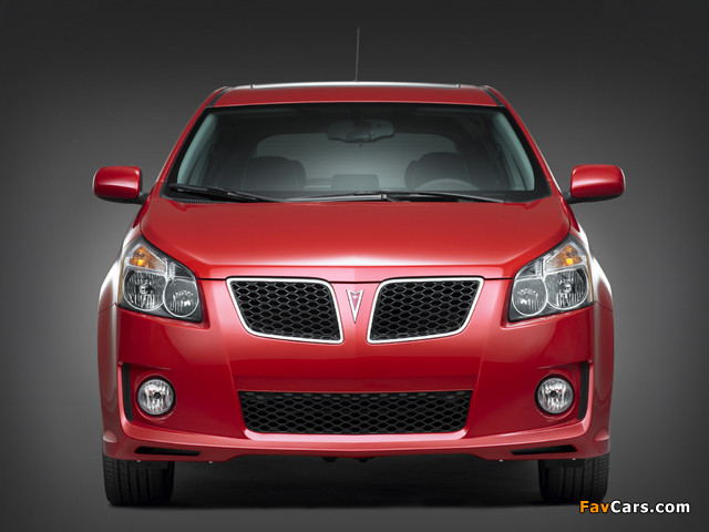 Images of Pontiac Vibe GT 2008–09 (640 x 480)