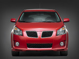 Images of Pontiac Vibe GT 2008–09