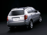 Pictures of Pontiac Vibe Concept 2001