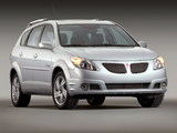 Pictures of Pontiac Vibe GT 2002–06