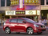 Pictures of Pontiac Vibe GT 2008–09