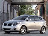 Pictures of Pontiac Vibe 2008–09