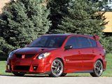 Pontiac Vibe GT-R 2001 photos
