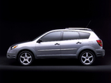 Pontiac Vibe Concept 2001 wallpapers