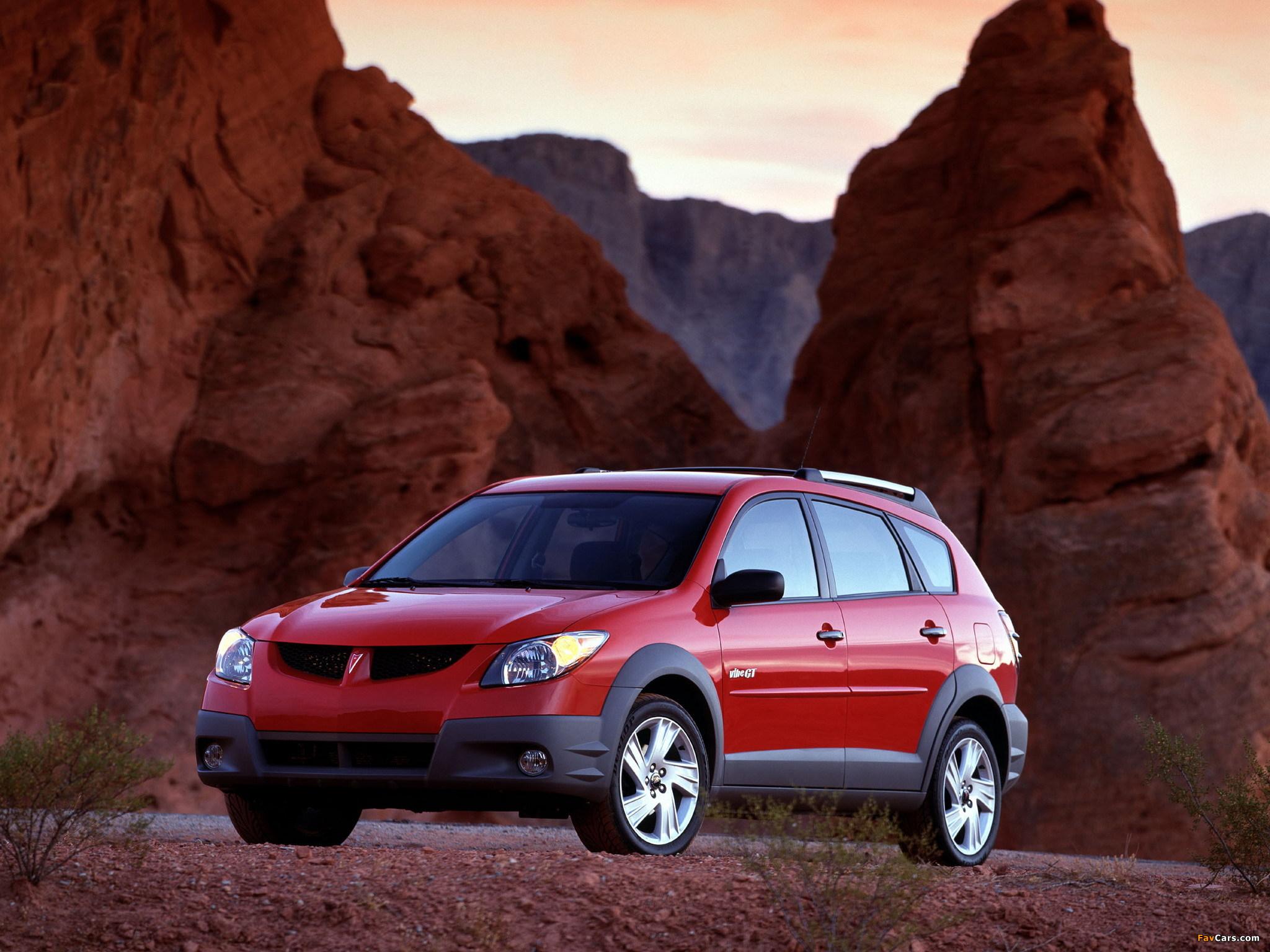 Pontiac Vibe GT 2002–06 images (2048 x 1536)