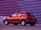 Pontiac Vibe 2002–08 images