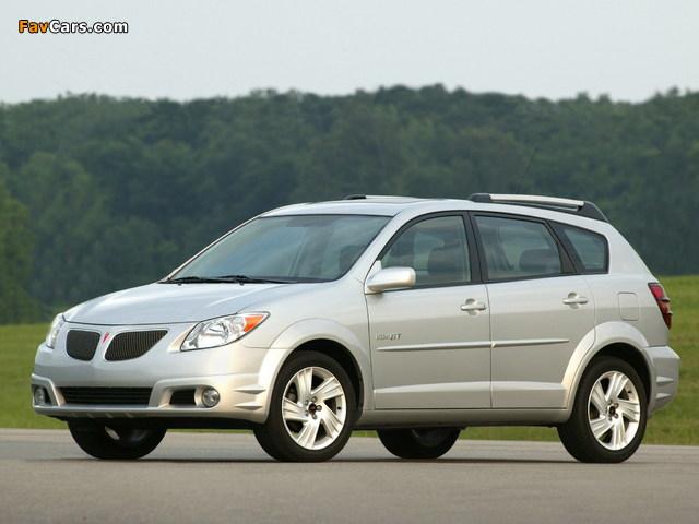 Pontiac Vibe GT 2002–06 photos (640 x 480)