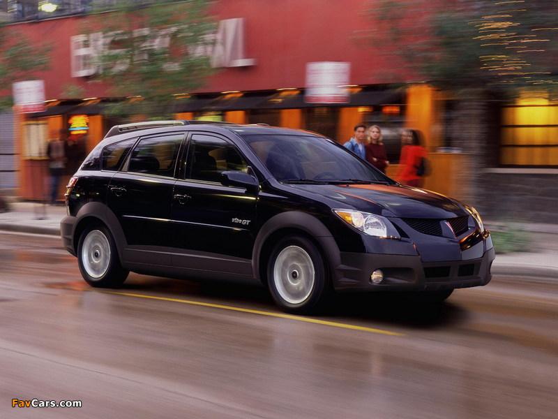 Pontiac Vibe GT 2002–06 photos (800 x 600)