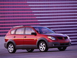 Pontiac Vibe 2002–08 photos