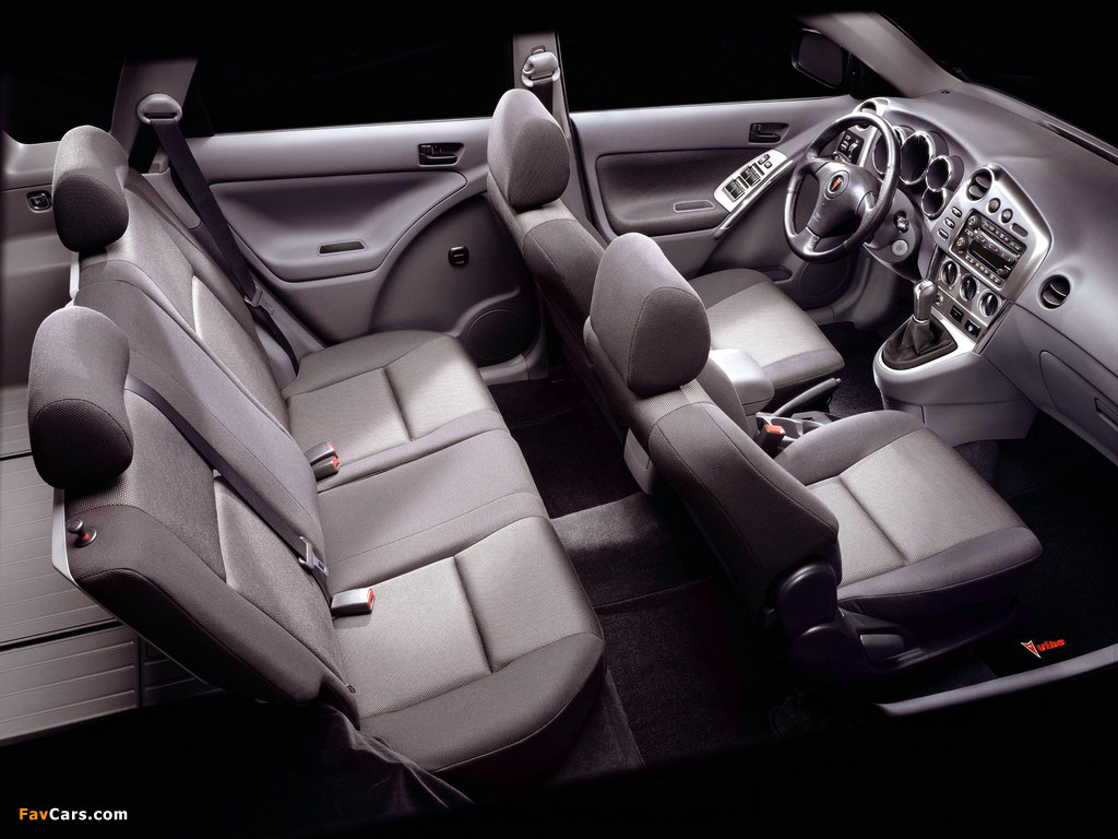 Pontiac Vibe 2002–08 photos (1024 x 768)