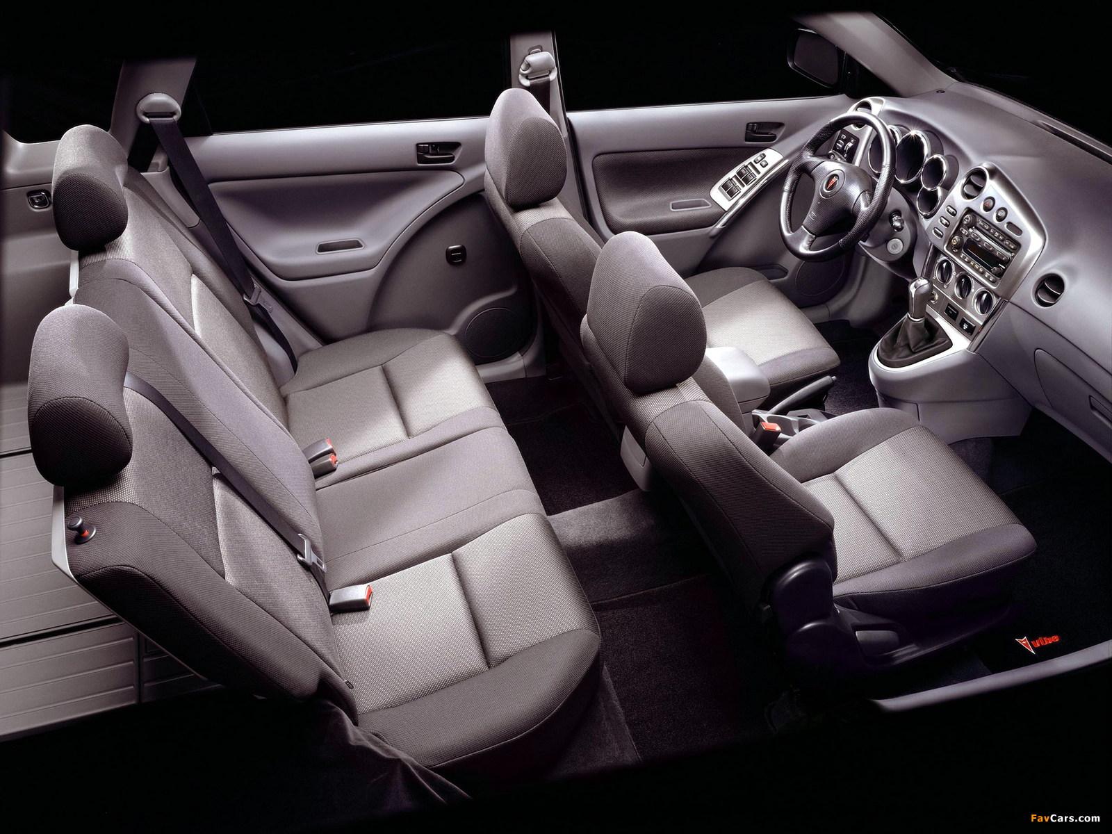 Pontiac Vibe 2002–08 photos (1600 x 1200)