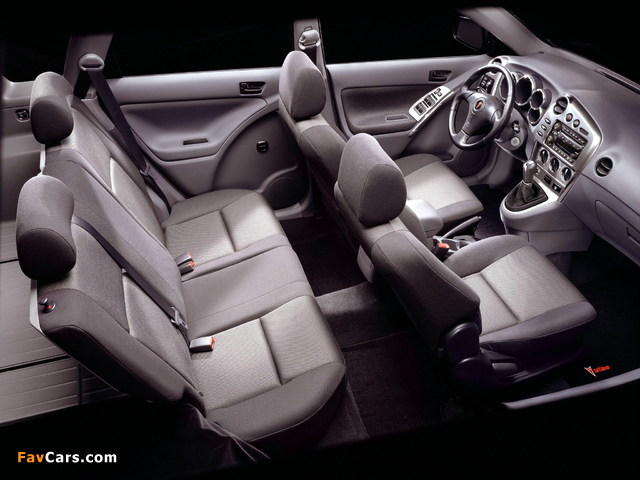 Pontiac Vibe 2002–08 photos (640 x 480)