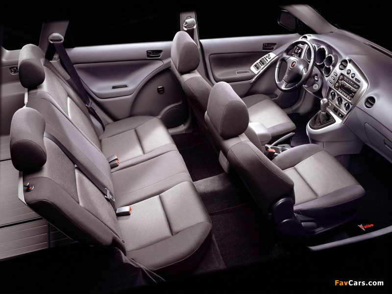 Pontiac Vibe 2002–08 photos (800 x 600)