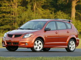 Pontiac Vibe Sports Apperance Package 2003–08 wallpapers