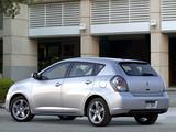Pontiac Vibe 2008–09 images
