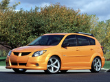 Pontiac Vibe FX wallpapers
