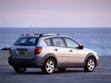 Pontiac Vibe GT 2002–06 wallpapers