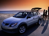 Pontiac Vibe GT 2002–06 wallpapers