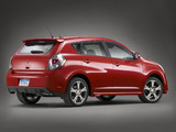 Pontiac Vibe GT 2008–09 wallpapers