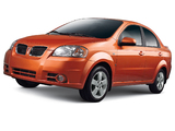 Images of Pontiac Wave Sedan (T250) 2006–09