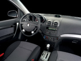 Photos of Pontiac Wave Hatchback (T250) 2008
