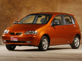 Pictures of Pontiac Wave Hatchback (T200) 2004–06
