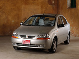 Pictures of Pontiac Wave Sedan (T200) 2004–06
