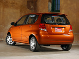 Pontiac Wave Hatchback (T200) 2004–06 wallpapers