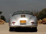 Images of Porsche 356 1600S Speedster 1956–58