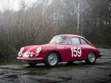 Images of Porsche 356B Carrera 2 GT Coupe (T6) 1962–63
