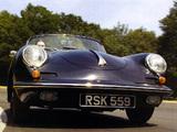 Photos of Porsche 356C 1963–65