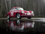 Pictures of Porsche 356B Carrera 2 GT Coupe (T6) 1962–63