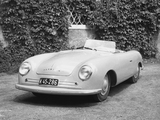 Porsche 356 Roadster 1 1948 photos