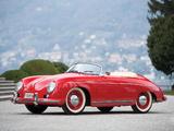 Porsche 356 Speedster by Reutter 1955 photos