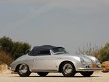 Porsche 356 1600S Speedster 1956–58 photos