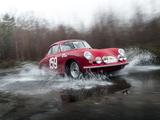 Porsche 356B Carrera 2 GT Coupe (T6) 1962–63 pictures