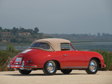 Photos of Porsche 356A Cabriolet 1955–59