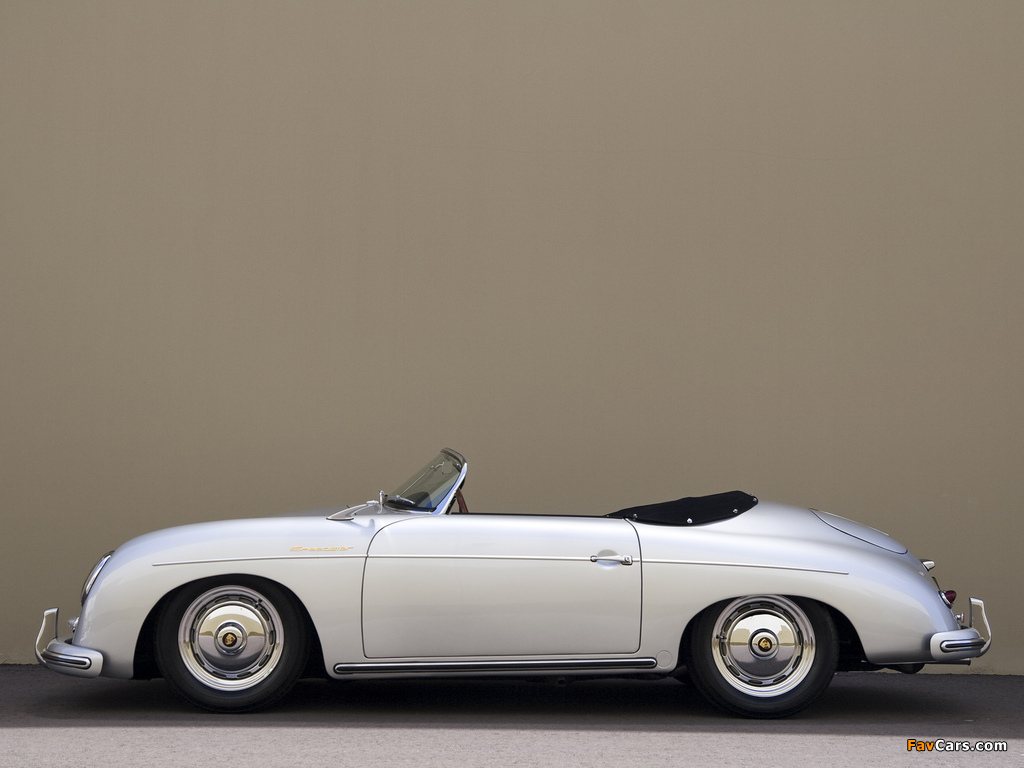 Photos Of Porsche 356a 1600 Super Speedster By Reutter T1 1955 57 1024x768
