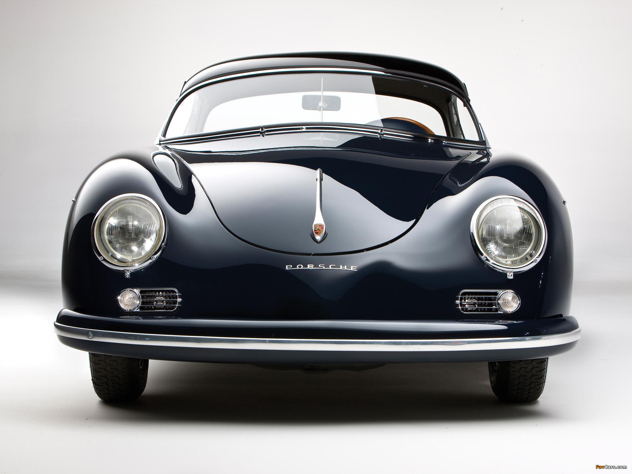 Photos Of Porsche 356a 1600 Speedster 1956 58 2048x1536