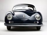 Photos of Porsche 356A 1600 Speedster 1956–58
