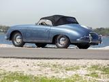 Pictures of Porsche 356A 1600 Speedster by Reutter US-spec (T1) 1955–57